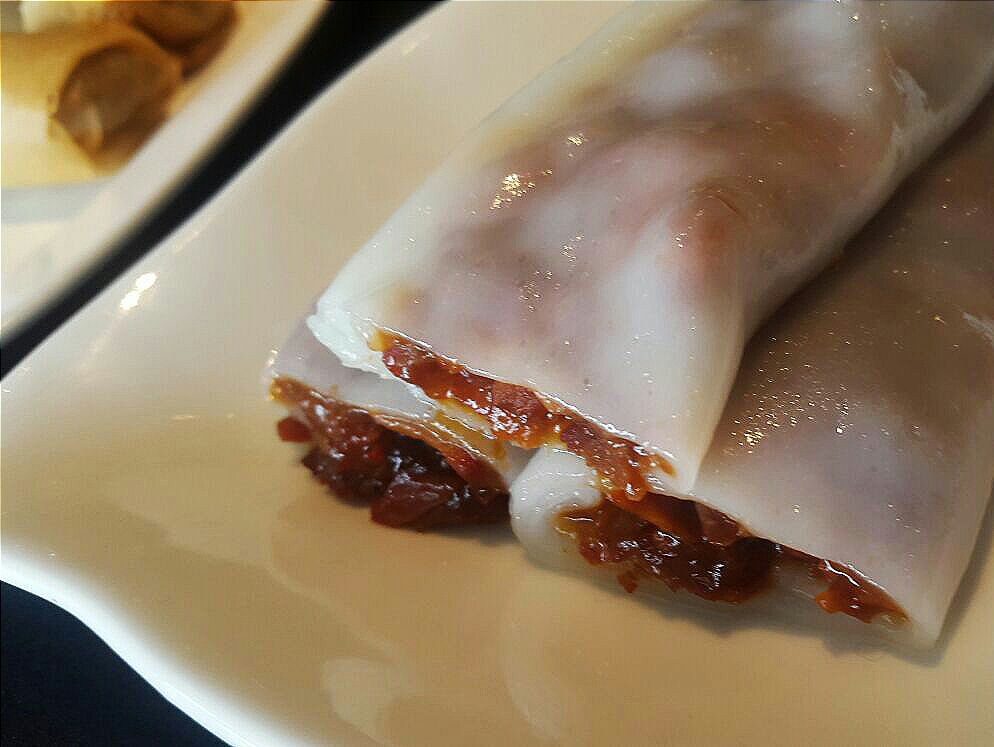 Pork cheung fun