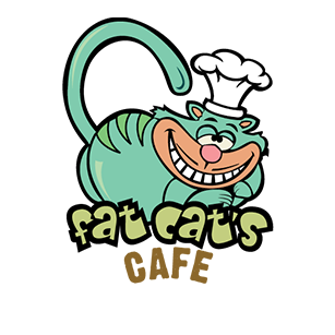 Fat Cat's Cafe Logo